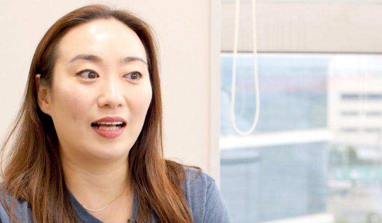 Tongtong Gong, cofundadora y COO de la firma Blockchain Amberdata, habló sobre lo que es ser una mujer en la industria