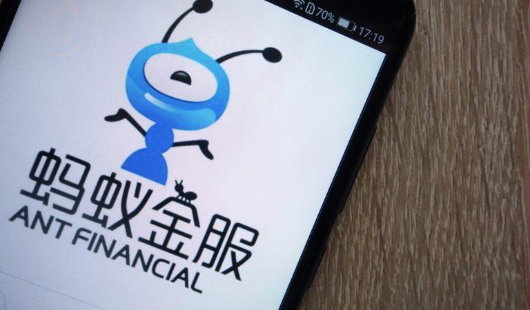 Alibaba la Hormiga Financiera Comienza a Prueba de Pre-Lanzamiento de Negocios Blockchain