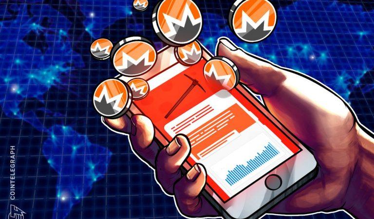"HTC dice que su ""Smartphone Blockchain"" Exodus servirá para minar Monero (XMR)"