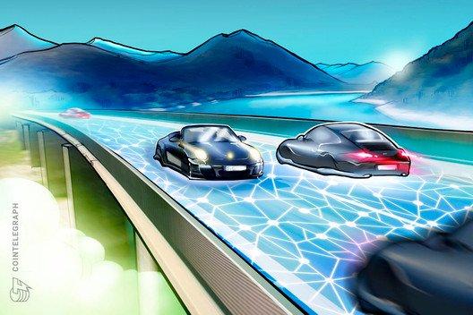 Porsche respalda plataforma blockchain para la gestión de vehículos en una ronda de financiación de USD 6 millones