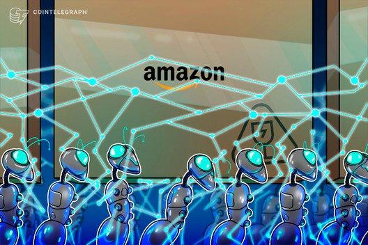 Amazon patentó un sistema blockchain para el seguimiento de la cadena de suministro
