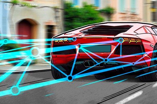 Lamborghini lanza sellos coleccionables basados en blockchain