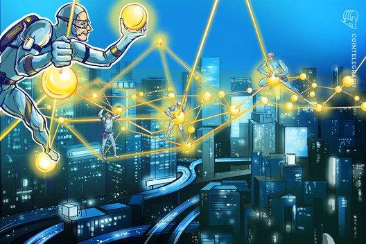 Las redes de baterías Blockchain se están activando a la velocidad del rayo