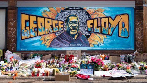 Crean token sobre George Floyd como presunto tributo en su memoria