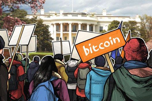 Manifestantes invocan Bitcoin a raíz de la muerte de George Floyd